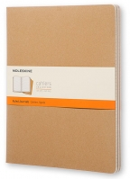 Agenda - Cahier Kraft Brown XXL - linije