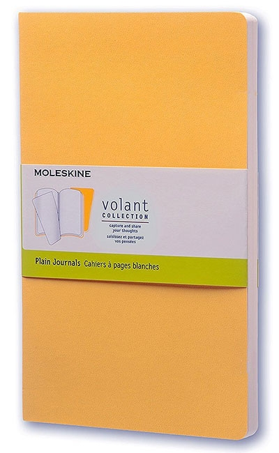 Agenda - Large Volant Sunflower Yellow/Brass