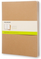 Agenda - Cahier Kraft Brown XXL Plain Journal
