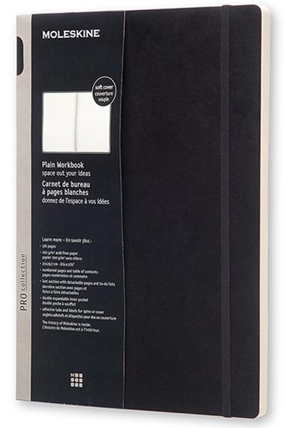 Agenda - A4 Soft Plain Workbook