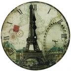 Zidni sat - Pariz