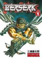 berserk vol 1 the black swordsman