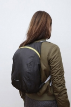 Compact Backpack, Black