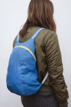 Compact Backpack, Blue