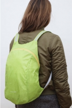Compact Backpack, Green