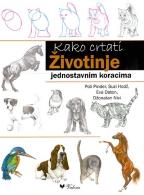 Kako crtati životinje jednostavnim koracima