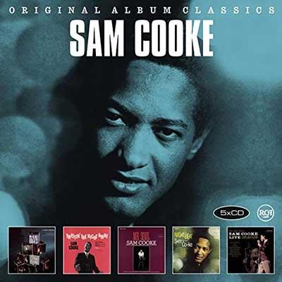 Sam Cooke – Original Album Classics CD5