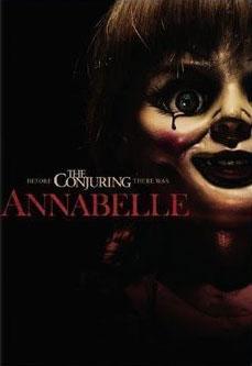 DVD, ANNABELLE
