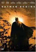Batman: Početak dvd