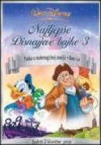 DVD, NAJLEPŠE DIZNIJEVE BAJKE 3