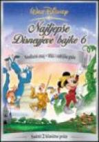 DVD, NAJLEPŠE DIZNIJEVE BAJKE 6