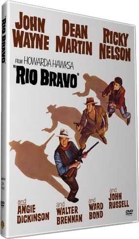 Rio Bravo dvd