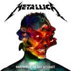 METALLICA - HARDWIRED... TO SELF-DESTR CD