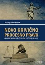 Novo krivično procesno pravo