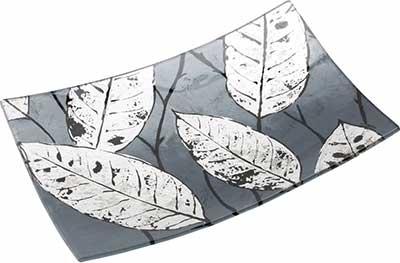 Tacna pravougaona S,Silver Leaf