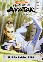 Avatar - knjiga prva: voda, dvd3