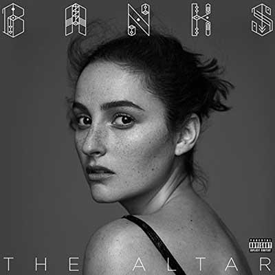 BANKS-THE ALTAR LP
