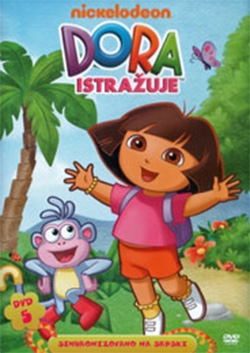 Dora istražuje - dvd 5