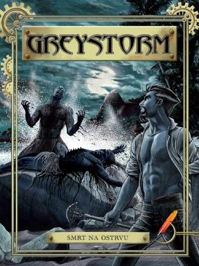 GREYSTORM 5 - SMRT NA OSTRVU