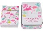 Karte za igranje,Flamingo