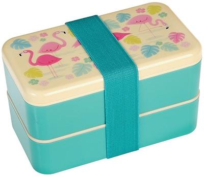 Kutija za užinu Flamingo