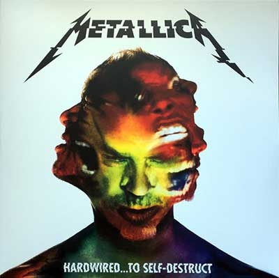 METALLICA-HARDWIRED.. (INDIE EXCL.) LP