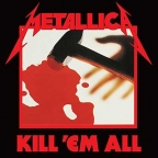 METALLICA-KILL' EM ALL (REMASTERED) LP