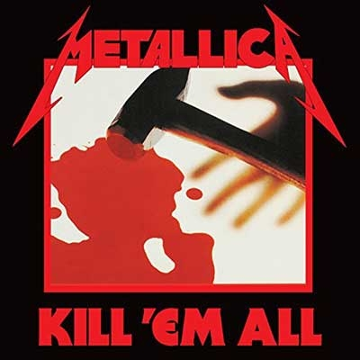 METALLICA-KILL' EM ALL (REMASTERED) LP