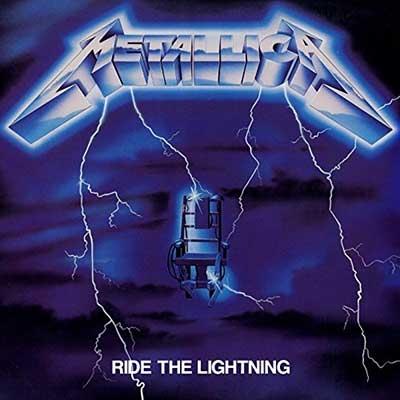 METALLICA-RIDE THE LIGHTNING (REMASTERED) LP