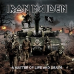 a matter of life and death - remastered version vinyl