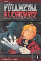 FULLMETAL ALCHEMIST - VOLUME 1