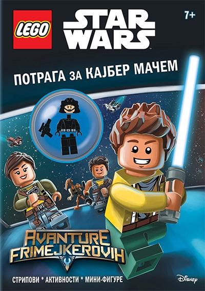 Lego Star Wars - Potraga za Kajber mačem