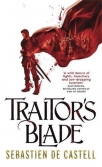 traitors blade the greatcoats book 1