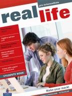 Real Life Pre-Intermediate, engleski jezik, udžbenik za 2. godinu srednje škole