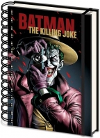 agenda - batman the killing joke