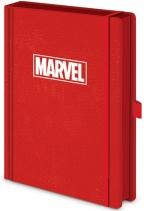 Agenda Premium Marvel Retro Logo