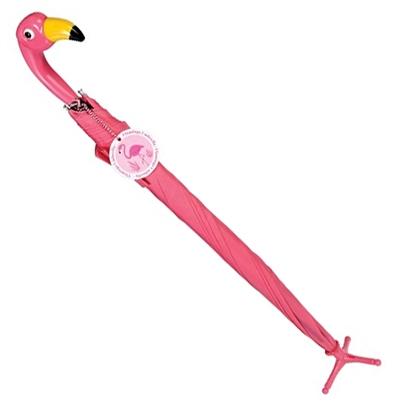 Kišobran sa postoljem, Flamingo
