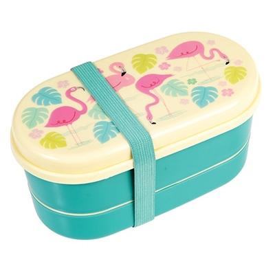Kutija za užinu, Flamingo