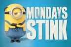 Poster Despicable me Mondeys Stink
