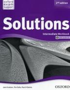 SOLUTIONS, INTERMEDIATE, ENGLESKI JEZIK, RADNA SVESKA ZA 2. I 3. GODINU SREDNJE ŠKOLE - 2ND EDITION