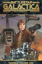 Battlestar Galactica - Classic Omnibus, Volume 1