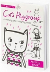 cats playgroup a drawing and colouring book wee gallery