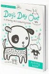 dogs day out a drawing and colouring book wee gallery