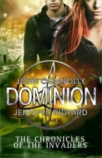 Dominion - Chronicles Of The Invaders Book 3