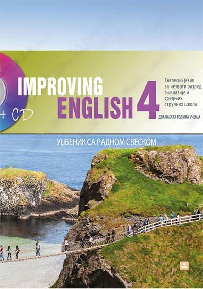IMPROVING ENGLISH 4, ENGLESKI JEZIK, UDŽBENIK ZA 4. GODINU GIMNAZIJA I SREDNJIH STRUČNIH ŠKOLA