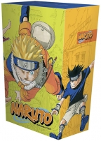 Naruto Box Set 1: Volumes 1-27