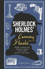 Sherlock Holmes' Cunning Puzzles (Puzzle Books)