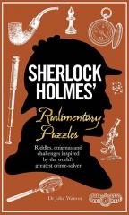 Sherlock Holmes' Rudimentary Puzzles (Puzzle Books)