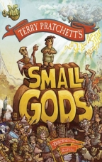 small gods a discworld graphic novel discworld graphic novels