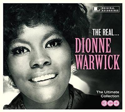 THE REAL... DIONNE WARWICK, CD3
